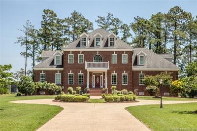 Hampton County, Isle Of Wight County, James City County, New Kent County, Suffolk County, Surry County, Williamsburg County, York County Condo/Townhouse For Sale: 102 Anchor Lane