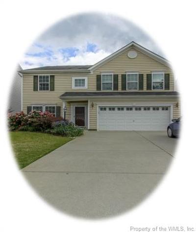 New Kent County Single Family Home For Sale: 10794 White Dogwood Drive