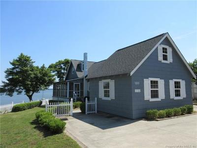 Yorktown Single Family Home For Sale: 1015 Moore House Road