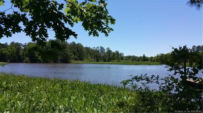 Williamsburg Residential Lots & Land For Sale: 4396 Landfall Drive