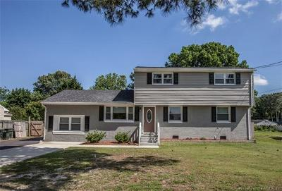 Yorktown Single Family Home For Sale