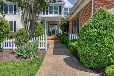 Hampton County, Isle Of Wight County, James City County, New Kent County, Suffolk County, Surry County, Williamsburg County, York County Condo/Townhouse For Sale: 3130 Cider House Road