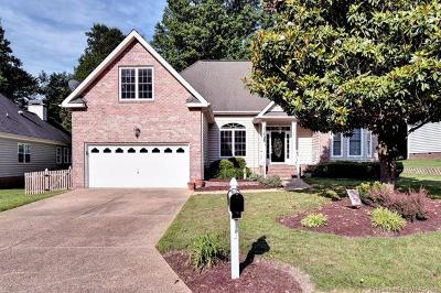 Williamsburg Single Family Home For Sale: 6240 North Mayfair Circle