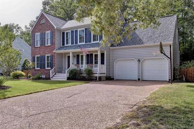 Williamsburg Single Family Home For Sale: 3004 Camrose Drive