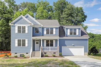 Kingsmill Single Family Home For Sale: 625 Fairfax Way