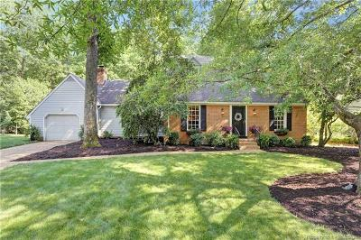 Single Family Home For Sale: 108 Daingerfield Road