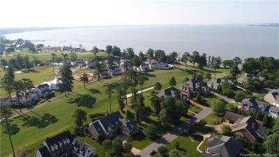 Isle Of Wight County, James City County, Mathews County, Middlesex County, New Kent County, Newport News County, Poquoson County, Suffolk County, Surry County, Williamsburg County, York County Residential Lots & Land For Sale: 515 Sir George Percy