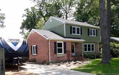Single Family Home For Sale: 149 Nelson Drive