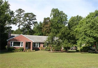 James City County Single Family Home For Sale: 3033 Forge Road