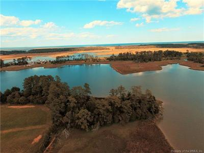 Isle Of Wight County, James City County, Mathews County, Middlesex County, New Kent County, Newport News County, Poquoson County, Suffolk County, Surry County, Williamsburg County, York County Residential Lots & Land For Sale: 126 Forrest Road