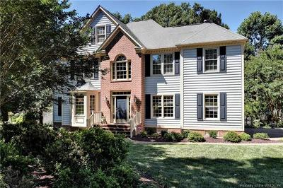 Williamsburg Single Family Home For Sale: 100 Mill Stream Way