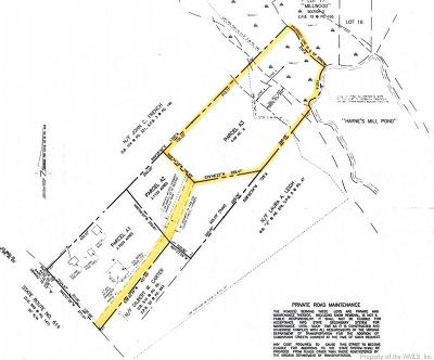 Gloucester Residential Lots & Land For Sale: Haynes Mill Lane