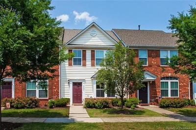 Toano Condo/Townhouse For Sale: 3405 Westham Lane