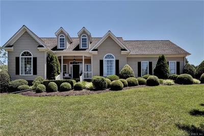 Williamsburg Single Family Home For Sale: 3936 Powhatan Parkway