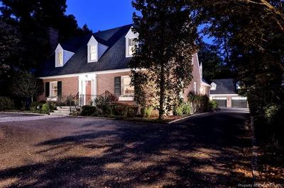 Williamsburg Single Family Home For Sale: 802 Jamestown Road