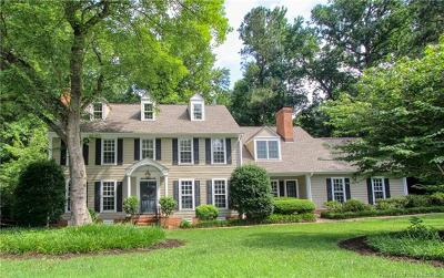 Kingsmill Single Family Home For Sale: 10 Hampton Key(S)