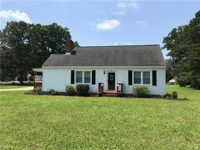 Gloucester Single Family Home For Sale: 8460 George Washington Memorial Highway