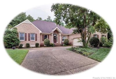 Williamsburg Single Family Home For Sale: 105 Holly Grove