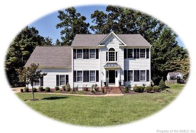 Williamsburg Single Family Home For Sale: 163 Lakewood Drive