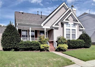 Williamsburg Single Family Home For Sale: 203 Crystal Lane