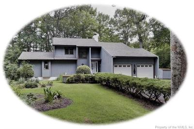 New Kent County Single Family Home For Sale: 103 Four Islands Trail