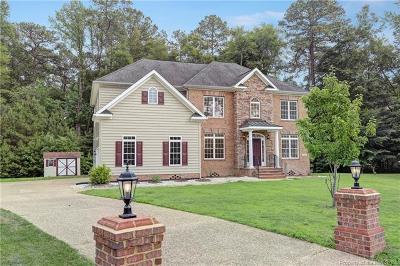 Yorktown Single Family Home For Sale: 305 Tabb Lane