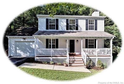 Toano Single Family Home For Sale: 176 School Lane