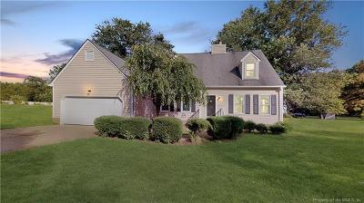 Single Family Home For Sale: 109 Crescent Drive