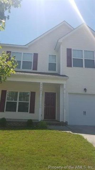 Toano Single Family Home For Sale: 2909 Snuggles Court