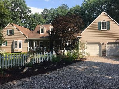 New Kent County Single Family Home For Sale: 3531 Good Hope Road