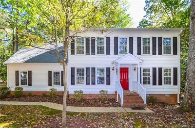 Single Family Home For Sale: 113 Pintail Trace