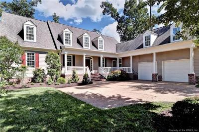 Single Family Home For Sale: 2836 Bennetts Pond Road