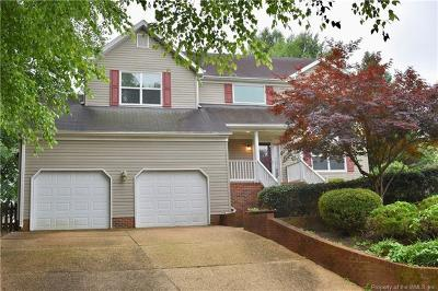 Williamsburg Single Family Home For Sale: 110 Quill Place