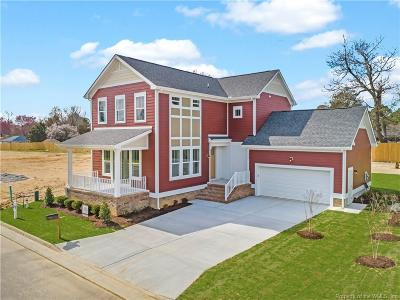 Single Family Home For Sale: 1028 Hitchens Lane