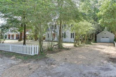 Williamsburg Single Family Home For Sale: 702 Jamestown Road