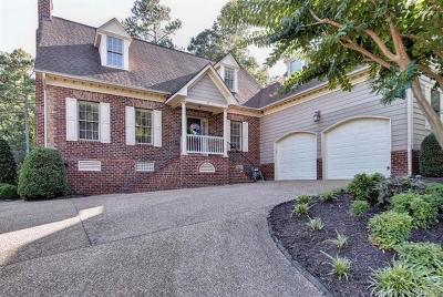 Single Family Home For Sale: 3001 Ridge Drive