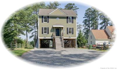 Gloucester Single Family Home For Sale: 2651 Red Bank Road