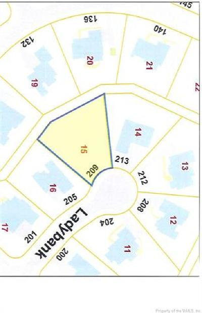 Residential Lots & Land For Sale: 209 Ladybank