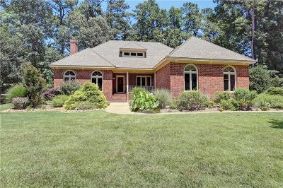 Kingsmill Single Family Home For Sale: 689 Fairfax Way