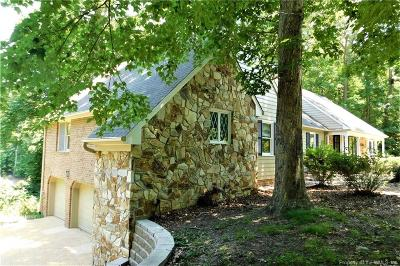Single Family Home For Sale: 110 Overlook Drive