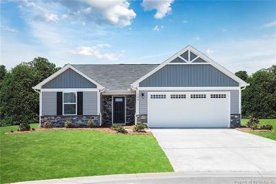 Single Family Home For Sale: Mm Bah Rustic Run Lane