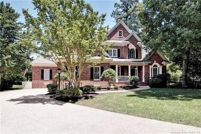 Stonehouse Single Family Home For Sale: 2948 Leatherleaf Drive