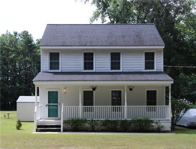 Gloucester Single Family Home For Sale: 4276 Claybank Acres Lane