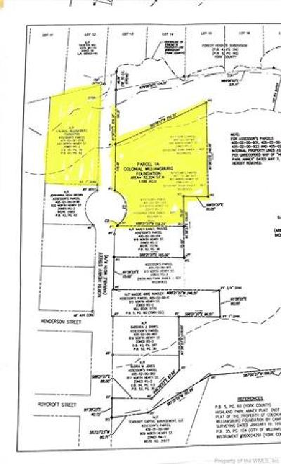 Residential Lots & Land For Sale: 942 North Henry Street
