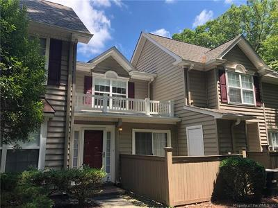 Bristol Commons Condo/Townhouse For Sale: 609 Settlement Drive