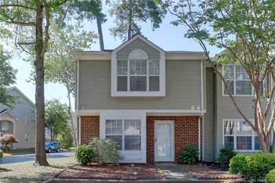 Condo/Townhouse For Sale: 1 Hackberry Place