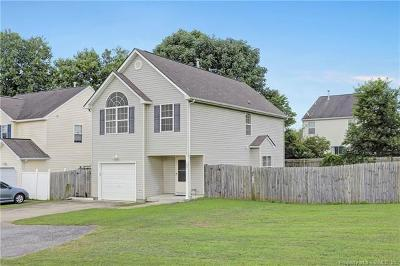 Yorktown Single Family Home For Sale: 103 Mosel Court
