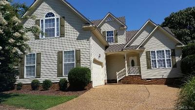 Single Family Home For Sale: 2809 Strategy Court