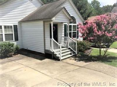 Williamsburg Single Family Home For Sale: 817 Tahoe Trail