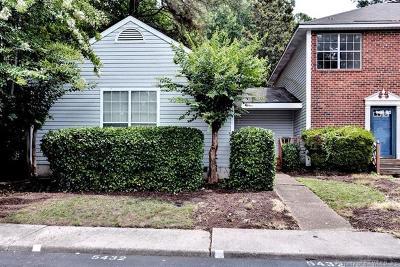 Williamsburg VA Condo/Townhouse For Sale: $156,900